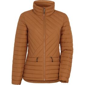 DIDRIKSONS Enja Jacket Women, bruin